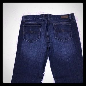 Tommy Hilfiger Modern Rise Bootcut Jeans